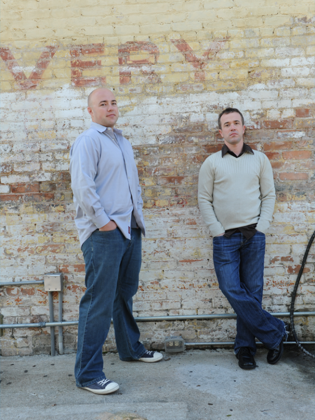mixtape marketing founders Ben Steckbeck and Charlie Brown